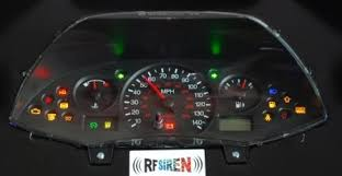 ford focus light on dashboard company