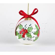personalised handmade baubles gifts for him