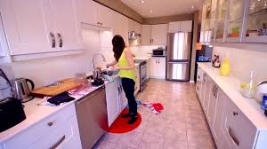 kitchen cleaning routine clean with me youtube