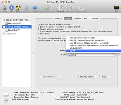 format hard drive exfat on mac how to format a drive for mac and pc compatibility macyourself