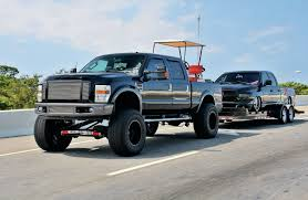 2008 ford f 250 acro tow pig