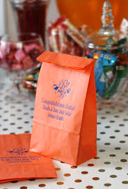 candy bags personalized graduation party paper candy bags set of 25