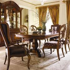 thomasville furniture dining room rivage warm cognac by thomasville adcock furniture