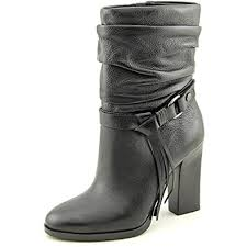 womens boots guess amazon com guess womens tamsin pointed toe leather fashion boots