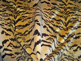 Animal Print Upholstery Fabric Scalamandre