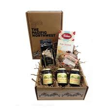 food gift boxes scone jam and tea gift box pacific northwest shop