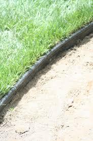 how to install plastic landscape edging utah garden blogs top of
