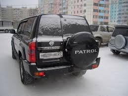 4x4 2007 Nissan Patrol - nissan patrol related images start 150 weili automotive network