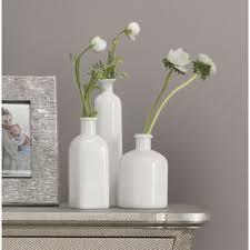 white vase white vase set wayfair