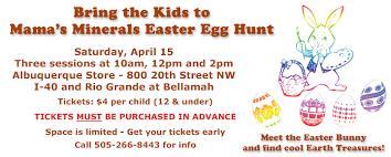 easter egg sale s minerals easter egg hunt