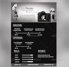 photographer resume template 7 photographer resume templates documents in pdf psd word