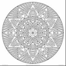abstract coloring pages free printable spectacular flower mandala coloring pages with difficult coloring