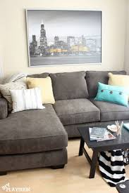 Living Room Gray Couch by Bright City Space Hard Wood Gray Couches And Dark Gray Couches