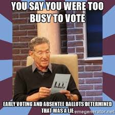 Voting Meme - voting why people don t vote politics in 2016