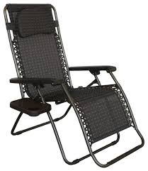 Outdoor Recliner Chairs Oversized Zero Gravity Recliner Patio Chair Contemporary