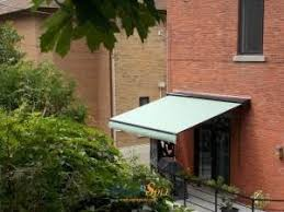Costco Awnings Retractable Ombrasole Awnings Why Buying Pre Made Retractable Awnings From