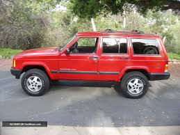 classic jeep wagoneer lifted 1999 jeep cherokee specs and photos strongauto