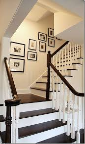 Staircase Makeover Ideas Honey Oak Staircase Makeover What Are My Options Sheri Bruneau