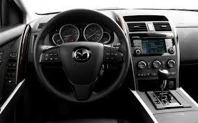 mazda cx9 interior 2013 mazda cx 9 grand touring awd first test motor trend