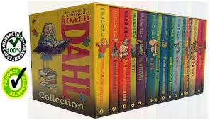 what colour paper did roald dahl write on roald dahl 15 book box set slipcase includes matilda witches roald dahl 15 book box set slipcase includes matilda witches the twits fantastic mr fox charlie the chocolate factory georges marvellous medicine