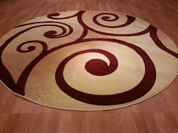 4 Foot Round Area Rugs by Contemporary Kitchen Round Area Rugs