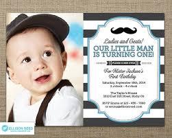 mustache birthday invitations blueklip com