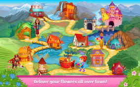 flower places flower shop girl android apps on play