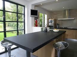plan de cuisine en granit table de cuisine plan travail avec newsindo co