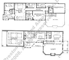 floor plans for narrow lots 3000 sq ft house plans for narrow lot adhome
