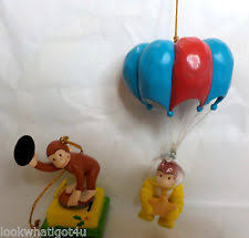 curious george ornament ebay