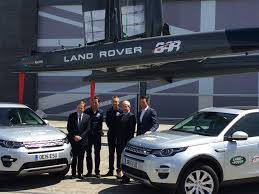 racing land rover ben ainslie racing boosted by partnership superyachts com