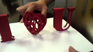3d i love you pop up card youtube