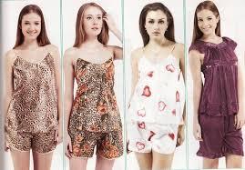 Baju Tidur selektif memilih baju tidur wanita