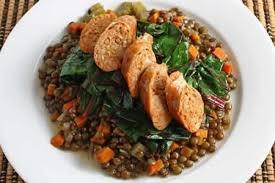 cuisine l馮鑽e thermomix lentilles saucisses thermomix voila une recette rapide et surtout