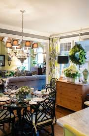 cary nichols christmas home tour with a touch of glamour