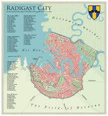 Judgemental Map Of Austin by Map Of Radigast D20 World Of Greyhawk Board