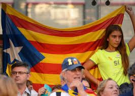 Picture Of Spain Flag Both Sides In The Standoff Over Catalonia Are Invoking Spain U0027s