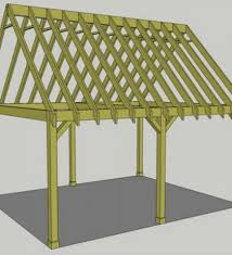 Flat Roof Pergola Plans by What Type Of Roof Construction Is This Floor Engineered