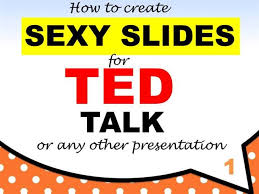 ted talk powerpoint template creating an effective powerpoint