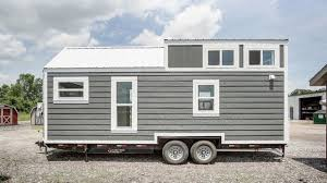 modern tiny living u0027s modern kokosing lovely tiny house youtube