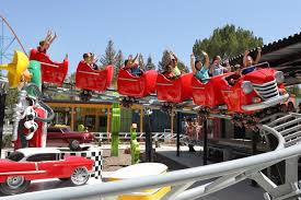 Six Flags Magic Mountain by Six Flags Magic Mountain Opens New Speedy Gonzales Rod Racers