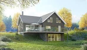 Scandanavian Homes Cgarchitect Professional 3d Architectural Visualization User