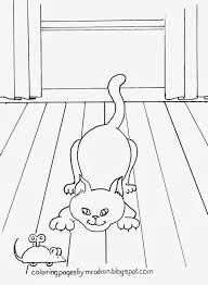 coloring pages for kids by mr adron free coloring page cat