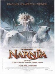 narnia film poster narnia film folded poster the white witch with polar bears french