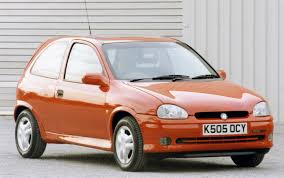vauxhall griffin vauxhall s93 corsa b mk1 press releases