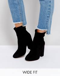 womens boots uk asos promotions asos womens shoes asos elaborate wide fit sock boots