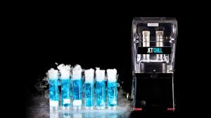 jetchill the world u0027s first dry ice drinks system by niteowl