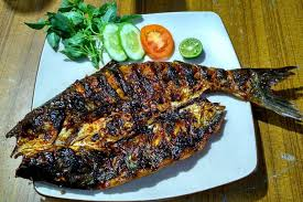 cuisine patin delicious ikan patin bakar in a cozy setting food the jakarta post