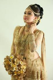 srilankan hairstyle 14 gorgeous pics of sri lankan wedding saree blouse designs