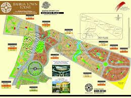 map of karachi bahria sports city karachi high resolution master plan with plot